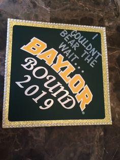 Graduation Cap! #baylor