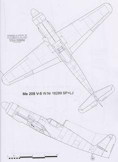 Me 209 v5