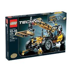 LEGO Technic Telehandler #8295