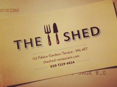 The Shed in Notting Hill pairs delicious food with their award-winning family wines from Nutbourne Vineyards (Sussex).