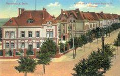 Kaserne des Feldartillerie-Regiments, 1915