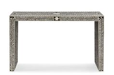 Navarro Console Table  W 48-1/8   D 16-1/8   H 30 in. Bernhardt