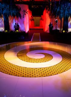 Eventures Premier Wedding and Event Specialists: A Wizard of Oz Theme Wedding