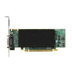 Matrox Graphics Adapter M9120 Pci Express X16 512 Mb DDR II SDRAM Digital Visual Interface by Matrox. $328.49. The Matrox M9120 Plus LP PCIe x16 low-profile, dual monitor graphics card renders pristine image quality on either two displays (natively) at resolutions up to 1920x1200 (digital) or 2048x1536 (analog) each. This card also supports up to four analog displays via an aftermarket quad-upgradeable cable, at resolutions of up to 1920x1200 each.