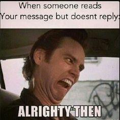 Hahaha eerlijk zo zit je echt als dit gebeurt :-D