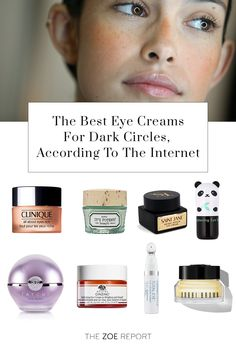 Beauty, skincare, eye cream Beauty Secrets, Beauty Products, Beauty Hacks, Beauty Stuff, Hair Beauty, Makeup Tips, Hair Makeup, Eye Cream For Dark Circles, Best Eye Cream