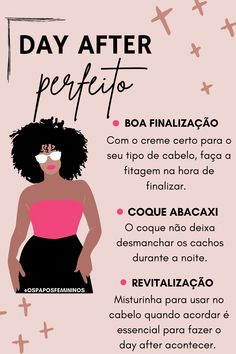 Borrifador caseiro para day after. Tenha um day after perfeito! 3 dicas para ter um day after perfeito. #cachos #cabelo #ondulados #crespos #dayafter #dayaftercachos #dayafterdorrifador #beleza #dicasdebeleza