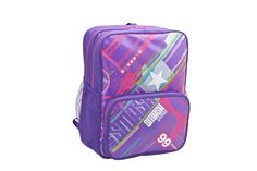 Resistance Square Backpack Purple  9699