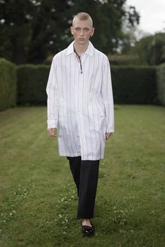 See the complete Our Legacy Spring 2017 Menswear collection.