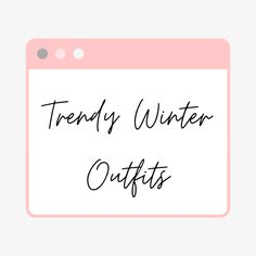 Chunky Scarves, Next Clothes, Fall Trends, Winter Outfits, Winter Fashion, Winter Fashion Looks, Winter Style