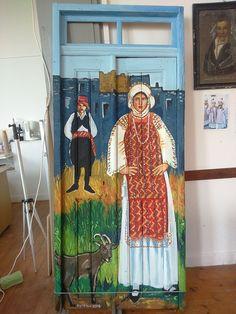 Walls, Curtains, Doors, Shower, Artist, Prints, Painting, Home Decor, Rain Shower Heads