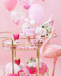 Impormptu Flamingo Party