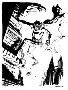 Batman - Chris Samnee