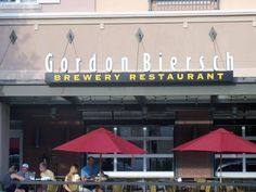 Market Common-Myrtle Beach SC Gordon Biersch Brewery Restaurant