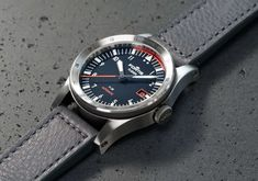 All Personal Feeds Grey Leather, Recycling, Watches, Steel, Accessories, Wristwatches, Clocks, Upcycle, Steel Grades