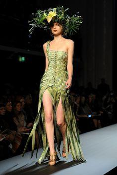 Jean Paul Gaultier SS2010 Haute Couture 11