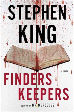 (READ! GREAT BOOK!) Finders Keepers book 2 of Stephen Kings Mr. Mercedes Trilogy