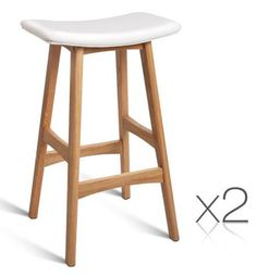 Features Luxury oak wood legs Deluxe PP shell seat Reinforced wooden structure Easy to assemble Ideal for kitchen, living room, dining area or café. Seat material: PU leather, Foam Base material: Oak Wood Overall dimension: 70 x x x x 37