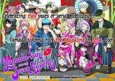 Yamada-kun to 7-nin no Majo 95 หน้า 2