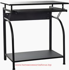 OneSpace 50-1001 Stanton Computer Desk with Pullout Keyboard Tray BUY NOW     $56.85    The Stanton Computer desk with pull-out keyboard shelf features a compact and lightweight design that is a perfect addition to ..  http://www.homeaccessoriesforus.top/2017/03/30/onespace-50-1001-stanton-computer-desk-with-pullout-keyboard-tray-3/