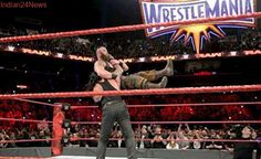 WWE Raw Results:Undertaker goes down to Roman Reigns, only momentarily