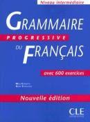 GRAMMAIRE PROGRESSIVE DU FRANÇAIS INTERM. 600 | Livraria Cultura