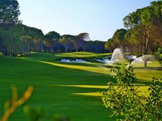Carya Golf Club, Belek (Antalya)