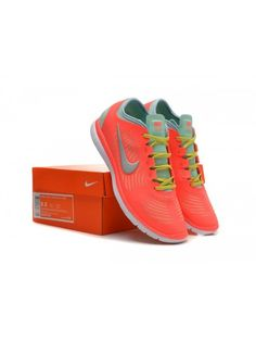 wholesale dealer 6b0fb 4f45b Verde Naranja Nike Free Balanza 2014 para mujer XkXCX7