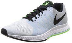 Nike Men's Air Zoom Pegasus 31 Running Shoes 652925 013 Platinum/Black Size 13…