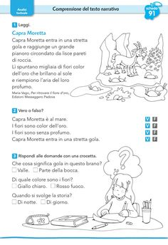 0898961_006AF_boscasso_l_tesio_g_una_parola_tira_l_altra_1 by Archiviodantec archivio - issuu Italian Language, Learning Italian, Used Tools, Any Book, Problem Solving, Activities For Kids, Author, Classroom, Teaching