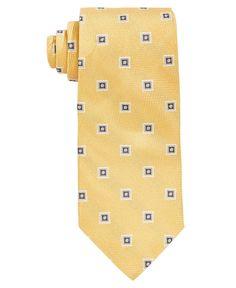 Brooks Brothers Men's Square Medallion Classic Tie