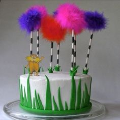 the lorax cake | Lorax Cake | Kids: Party Ideas