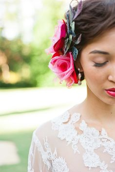 outdoor photography shoot inspiration | Mexican wedding inspiration shoot / Jason Tey Photography