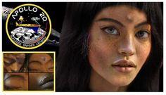 Mona Lisa Moon nude 886