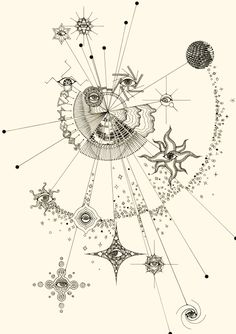 Mehr unter haarp that is tattoostyle Tattoo Style Tattoo Style, Bild Tattoos, Desenho Tattoo, Psychedelic Art, Psychedelic Tattoos, Art Plastique, Illustrator, Oeuvre D'art, Art Inspo