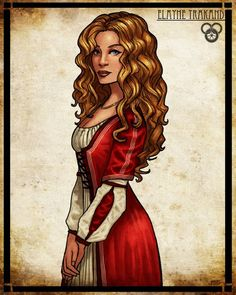 Elayne Trakand Images by John Seamas Gallagher - A Wheel of Time Wiki