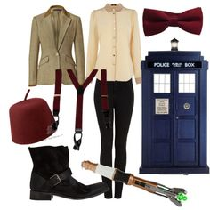 Female Eleventh Doctor.