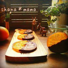 まるで宝石♪キラキラ綺麗なオランジェット♪  しゃなママオフィシャルブログ「しゃなママとだんご3兄弟の甘いもの日記」Powered by Ameba