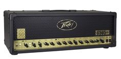 Peavey 6505+ 50th Anniversary Edition Guitar Amp Head 120US, Part# 03614470 UPC 014367647280