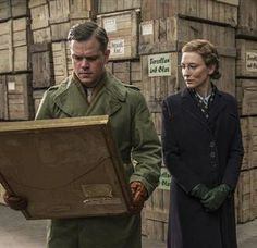 'Monuments Men' Frames the WWII Story Your School Skipped - NBC News