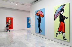 Fundación Bancaja presenta una selección de obras realizadas en los últimos quince años por el artista británico Julian Opie: https://guiarte.com/noticias/julian-opie-fundacion-bancaja.html
