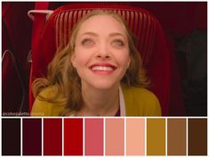 film color palette David Lynch, Twin Peaks 2017, Palette, Cinematography, Photo Wall, My Arts, Film, Instagram, Painting Classes