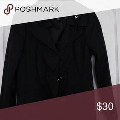 Jacket Cute rain jacket White House Black Market Jackets & Coats