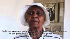 Sharpeville survivors remember