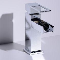 Oasis Waterfall Basin Mixer Tap | Waterfall Bathroom Taps | Better Bathrooms