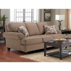 Decor-Rest 2285-S 2285 Fabric Sofa - Daleys BrandSource Home Furnishings - Fredericton NB