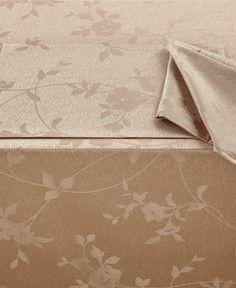 "Lenox Arletta 60"" x 84"" Tablecloth - Table Linens - Dining & Entertaining - Macy's"