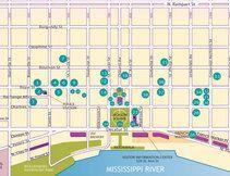 New orleans French Quarter. The original new orleans. CVB links