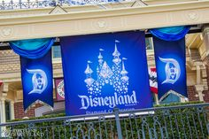 Disneyland 60th Anniversary logo