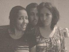 Fatima, Roger e Paula